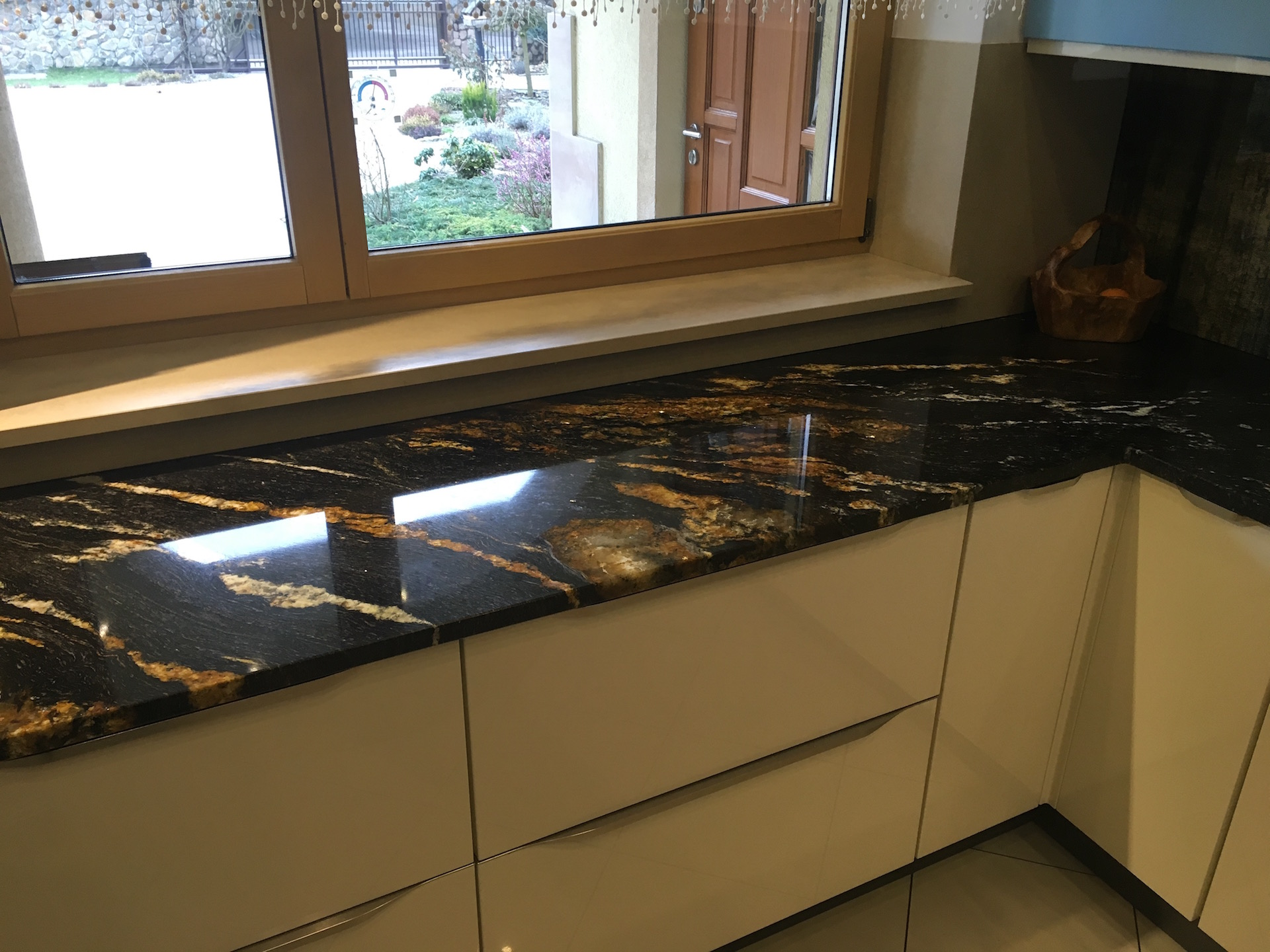 Obviously To A Limited Extent Such Substances Cannot Be Left On Any Granite Worktop For Weeks Man Made