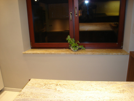 WINDOW SILLS made of imperial gold granite