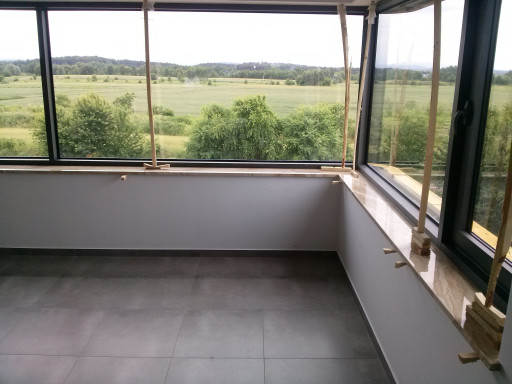 WINDOW SILLS made of  breccia marble